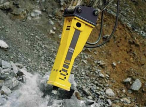 Hydraulic Hammers / Rock Breakers - suit 12-30T Excavators 1