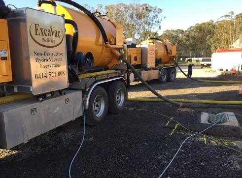 Hydro vacuum excavation trucks 3