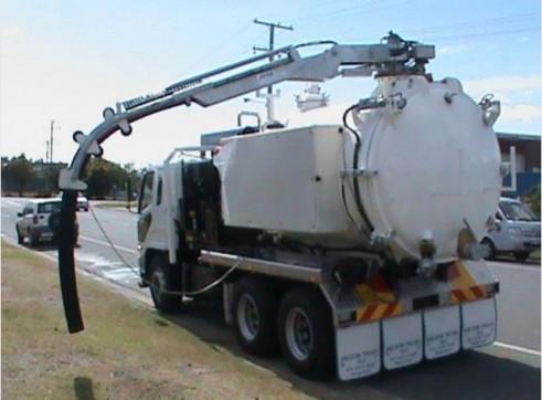 Hydro Vacuum Excavators 4000-8000L Mine Spec 2