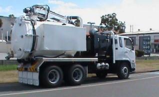Hydro Vacuum Excavators 4000-8000L Mine Spec 1