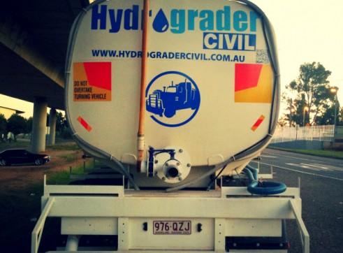 Hydrograder 5