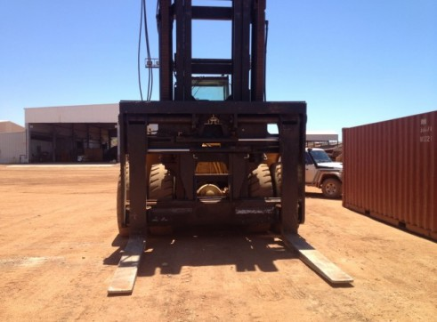 Hyster 48.00C fork lift truck 3