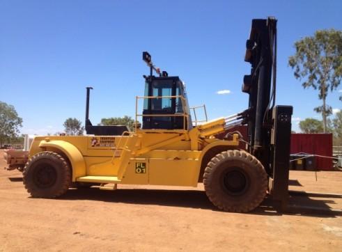 Hyster 48.00C fork lift truck 1