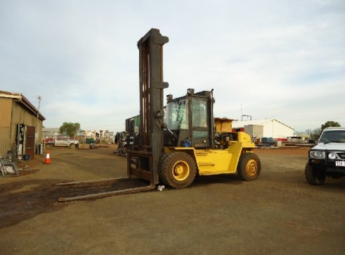 HYSTER FORKLIFT 10 TON 2