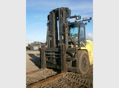 Hyster H18.00XM-12 Forklift 2