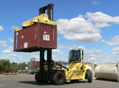 Hyster H44.00XM-16CH Container Handler 2