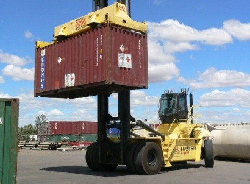 Hyster H44.00XM-16CH Container Handler 3
