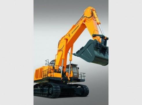Hyundai 120T R1200-9 Excavator 2