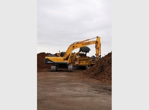 Hyundai 21T R210LC-9 Excavator 2