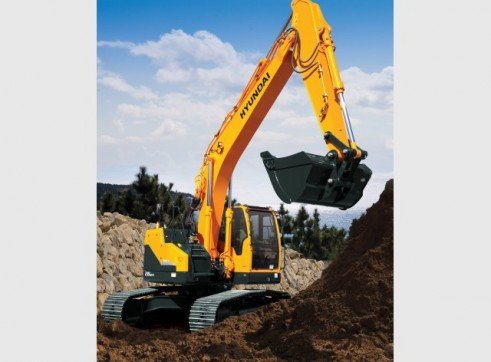 Hyundai 23.5T R235LCR-9 Excavator 1
