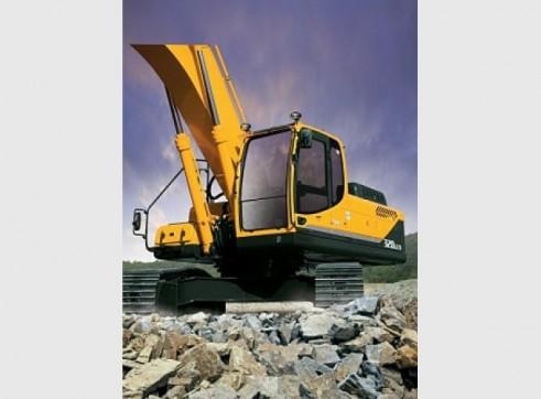 Hyundai 32T R320LC-9 Excavator 3