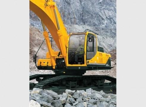 Hyundai 52T R520LC-9 Excavator 2