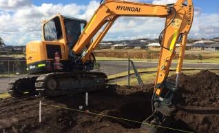 Hyundai 6T Excavator  1