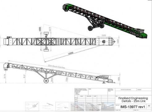 IMS-13977 Link Conveyor  1