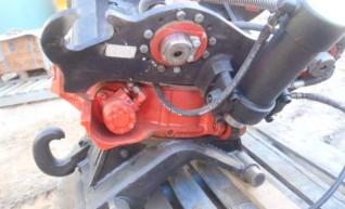 Indexator Rotating Tilt Hitch for 20T Excavator 1