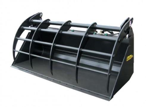 Industrial Bucket Grapple Attachment 1