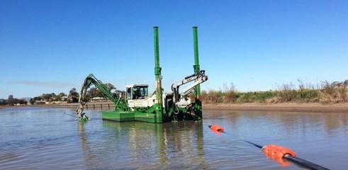 Industrial Ponds - Water Dams, Effluent Ponds 1