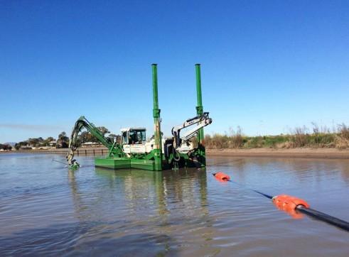 Industrial Ponds - Water Dams, Effluent Ponds