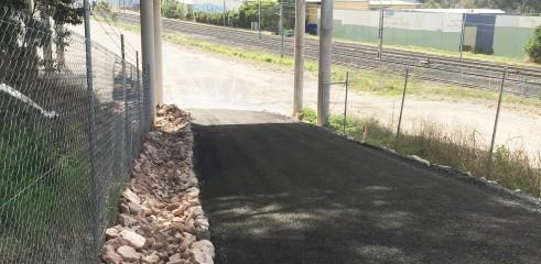 Internal Roadway Construction 1