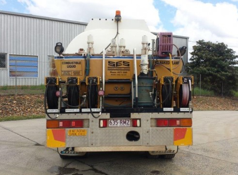 International Navistar Site Service Truck 11