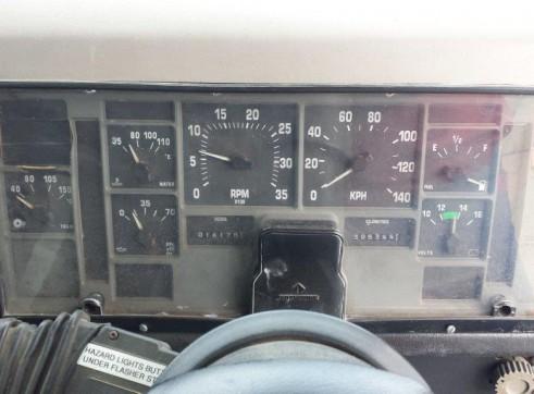 International Navistar Site Service Truck 14
