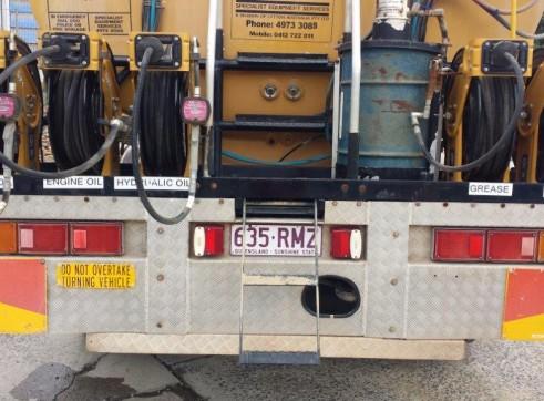 International Navistar Site Service Truck 5