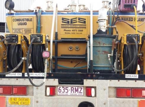 International Navistar Site Service Truck 6
