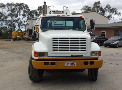 International Navistar Site Service Truck 8