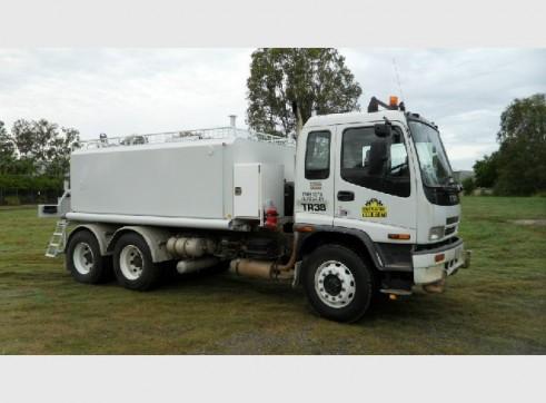 Isuzu 13000Lt Water Truck