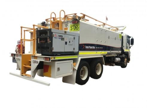 Isuzu 3800 Litre Service Truck 1