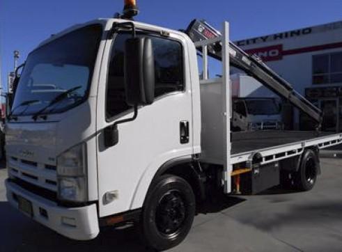 Isuzu Npr Series 400 Hiab Truck 1