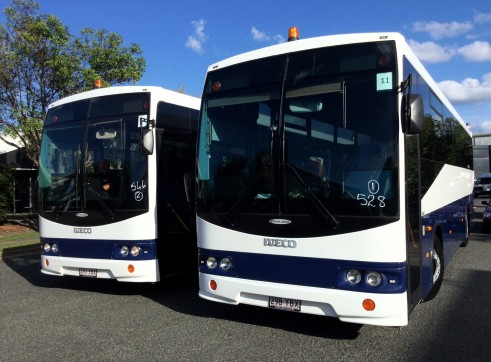 Iveco Volgren Transfer Bus / Coach 2