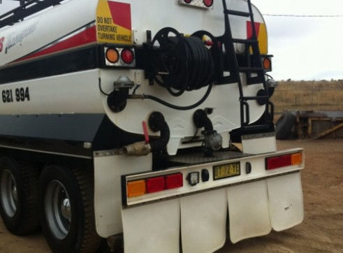 Iveco Water Truck  2