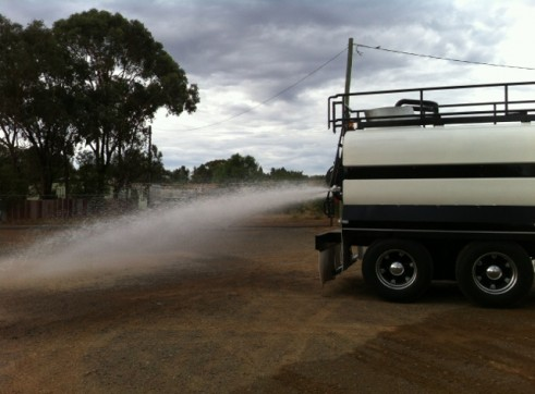 Iveco Water Truck  3