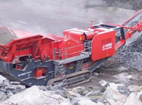 J-1480 Jaw Crusher 2