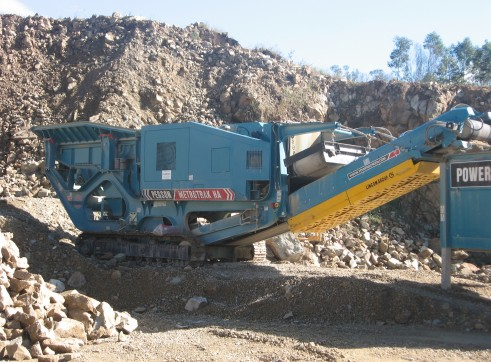 Jaw Crusher XR400S 3