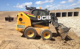JCB 170 Skidsteer 1