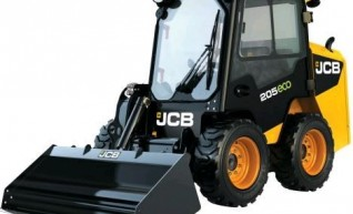 JCB 205T Skid Steer - Wheeled 1