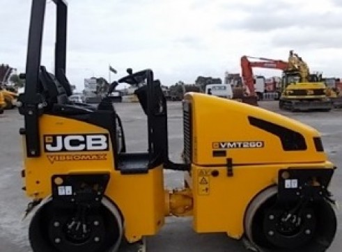 JCB 3 Ton Roller 1