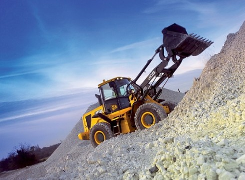 JCB 426 HT Wheel Loader / Front End Loader