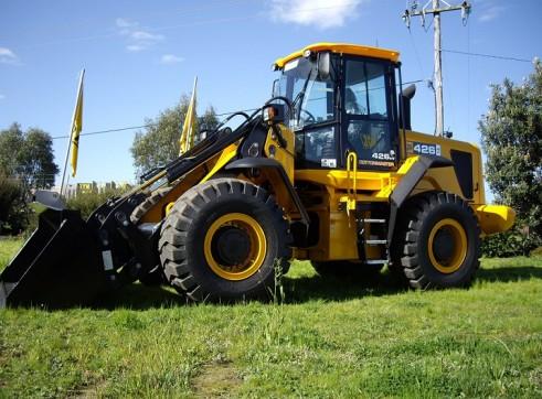 JCB 426 HT Wheel Loader / Front End Loader 3