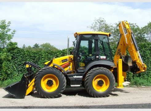 JCB 4CX Backhoe Loaders 1