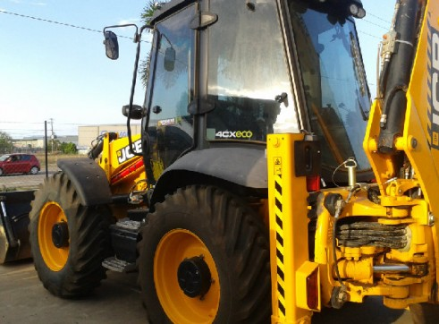 JCB 4CX ECO BIG WHEEL BACKHOE 2