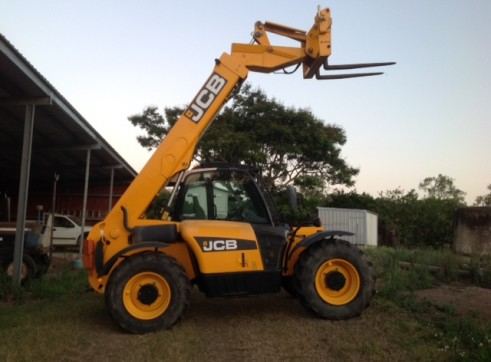 JCB 541-70 Telehandler for Hire 1