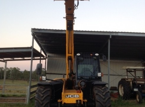 JCB 541-70 Telehandler for Hire 2
