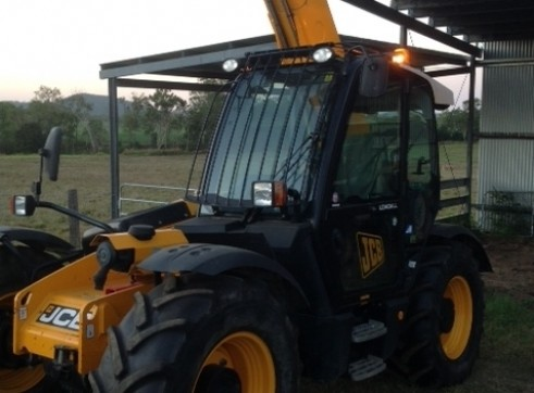 JCB 541-70 Telehandler for Hire 3
