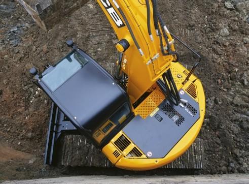 JCB JZ140 Excavator 14 Tonne 3