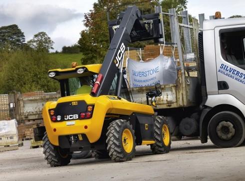 JCB Telehandler 525-60 2.5 Tonne 6 Metre Lift 3
