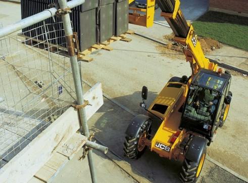 JCB Telehandler 525-60 2.5 Tonne 6 Metre Lift 6