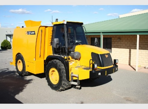 JCB Watercart - 13,500 Litres 2
